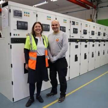 Schneider Electrics produktionsenhet för ställverk i Arlöv växer med 35 procent
