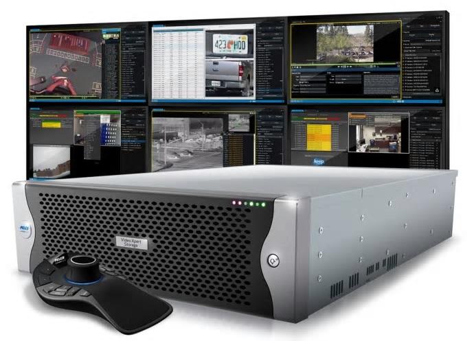 Nytt system för smart kameraövervakning från Schneider Electric ökar tryggheten