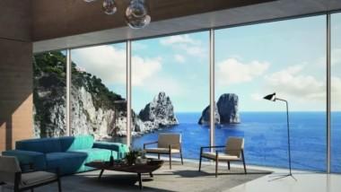 Schüco presenterar ny fasad med minimalistisk design och maximalt ljusinsläpp