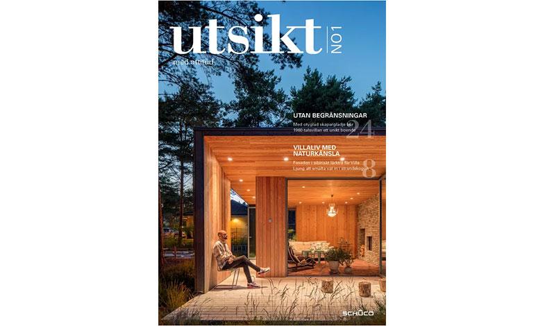 Schüco utkommer med nytt magasin