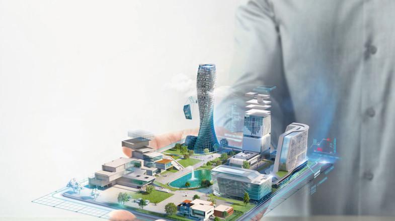 Schüco visar möjligheterna med framtidens klimatskal