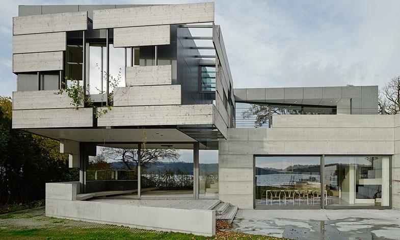 Villa 180-meter med neoromantik. Foto: Åke E:son Lindman.