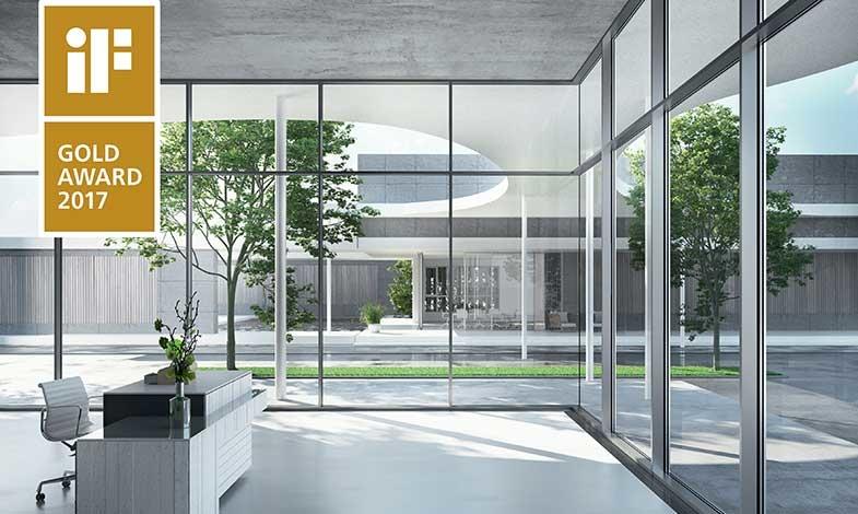 Internationellt designpris hyllar Schüco två gånger om