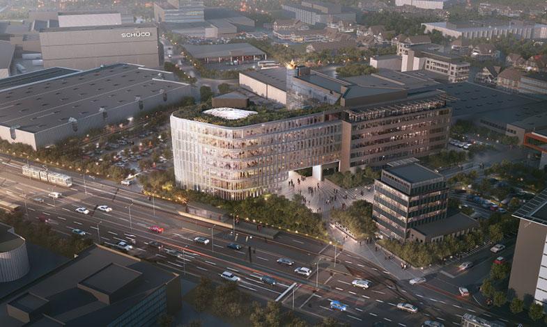 Schüco bygger ut för 95 miljoner euro
