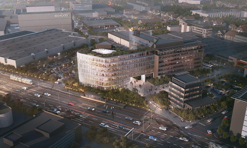 Schuco-Bielefeld-center