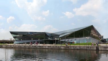 Världens första byggnad att belönas med toppranking enligt både LEED och BREEAM