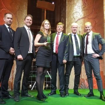 Skanska vinnare av hållbarhetspriser