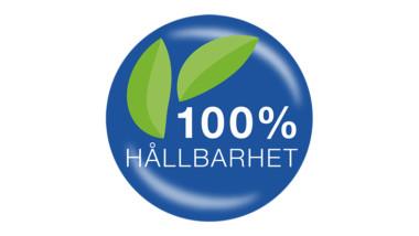 TESAB – 100 % Hållbarhet