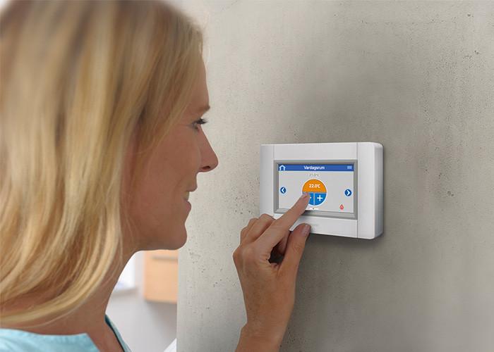 Smatrix – reglering för värme och kyla