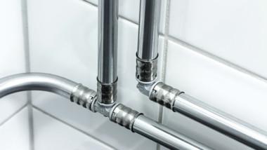 Uponor Metallic Pipe PLUS – Nu 20 % styvare!