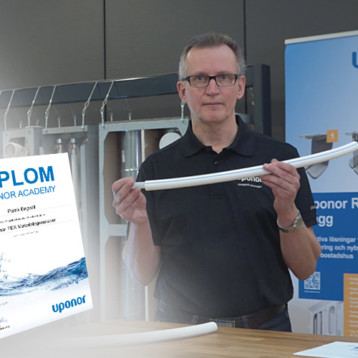 E-learning – Uponor PEX Materialegenskaper