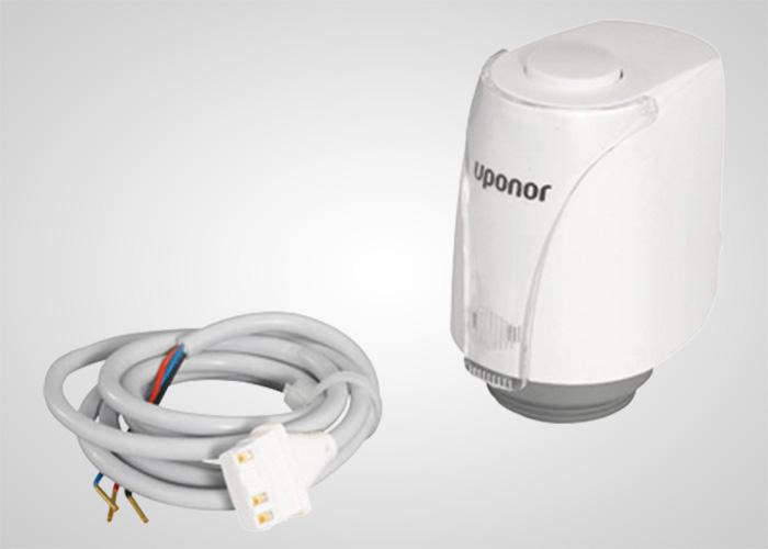 Uponor Vario PLUS - Nytt styrdon för 0-10V