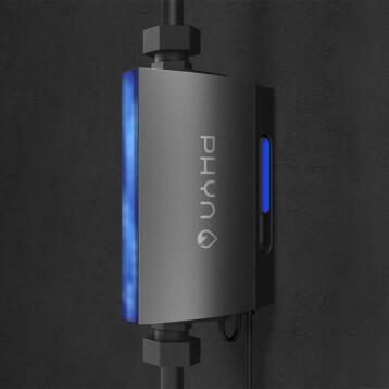 Den smarta vattenassistenten Phyn Plus ska skydda hem och tackla problem med vattenslöseri i Europa