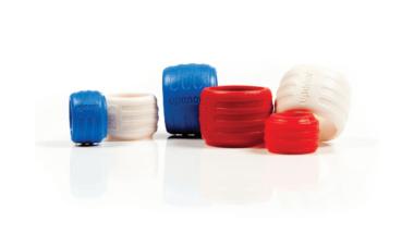 Förpackningsändring och ny färgkodning på Q&E-ringar