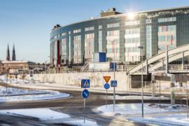 Uppsalas Frodeparken invigd