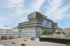 NCC bygger 5-våningskontor i Helsingborg