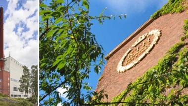 KTH Campus energieffektiviserar med värmepumpsanläggning