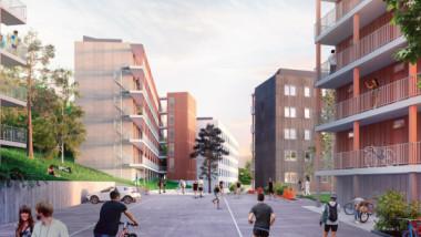 Bostadsbyggande fram till år 2025