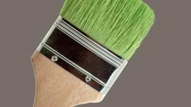 Att måla världen grön