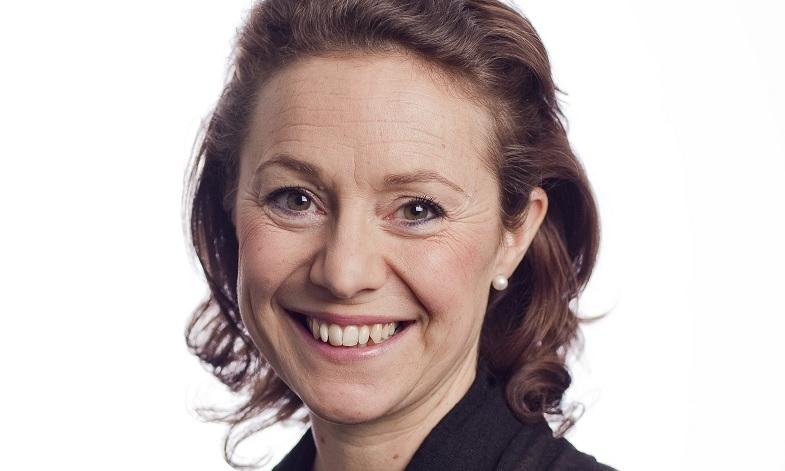 Anna Denell är Årets Samhällsbyggare