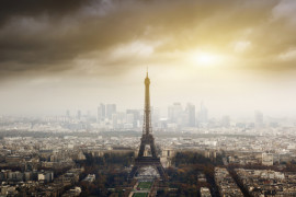Parisavtalet träder i kraft