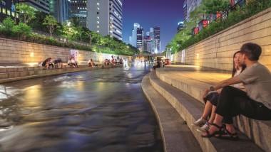 Seoul tar utmaningen på allvar