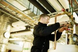 Akademiska Hus satsar på energieffektivare campus