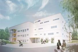 Skanska bygger äldreboende i Kristianstad