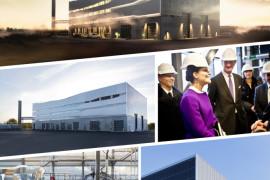 Byggnadspris för biobränsleanläggningen Flisan af Varberg