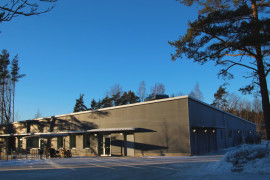 Miljöanpassad förskola i Huddinge invigd