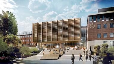 Incoord gör VVS-projektering för Södertälje Science Park