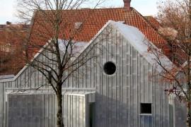 Plåtpriset till Tengbom för Alingsås Tingsrätt
