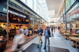 Citycon miljöcertifierar tre svenska köpcentrum