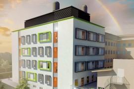 Landstingsfastighet i Uppsala uppnår Miljöbyggnad Guld