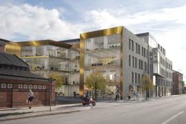 Veidekke bygger miljöklassat kontor i Malmö