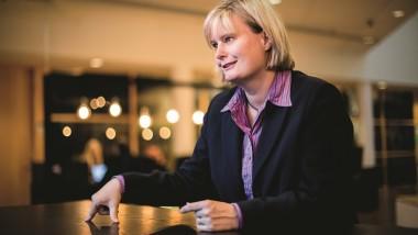 Christina Lindbäck – En driven visionär