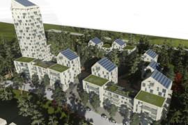 Järfällahus planerar för 500 bostäder i Jakobsberg