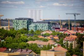NCC bygger kontorshus åt Fabege i Solna
