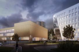 Fortum Värme kyler Södersjukhuset i Stockholm