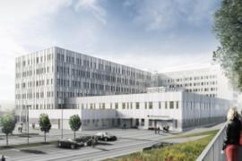 Preliminär certifiering av Södertälje sjukhus
