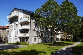 Passivhus i Hökarängen slutcertifieras som Guldhus