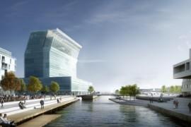 Skandinaviska Glassystem levererar fasad till Oslomuseum