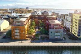 Byggstart för lägenheter i Västerås