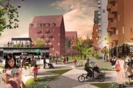 Titania får klartecken för nya bostäder i Botkyrka