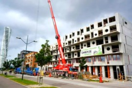Malmberg installerar geoenergi i Cykelhuset Ohboy