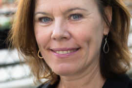 Marie Grahn tar över på Passivhuscentrum Västra Götaland