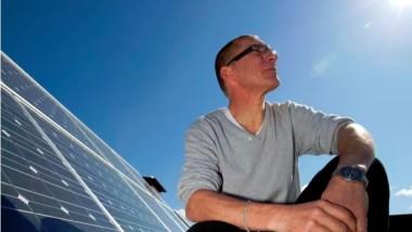 Ny fasadinnovation med integrerade solceller utvecklas