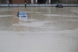 Forskningsprojekt över gränserna om översvämningar