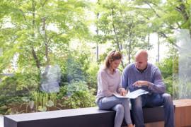 Gröna kontor ger friskare medarbetare och ökar produktiviteten