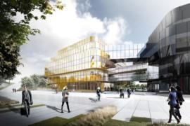 Johanneberg Science Park nominerat i designtävling